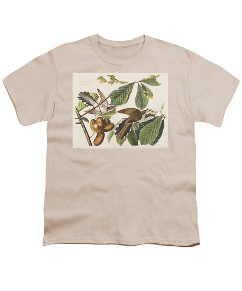 Yellow Billed Cuckoo Youth T-Shirt