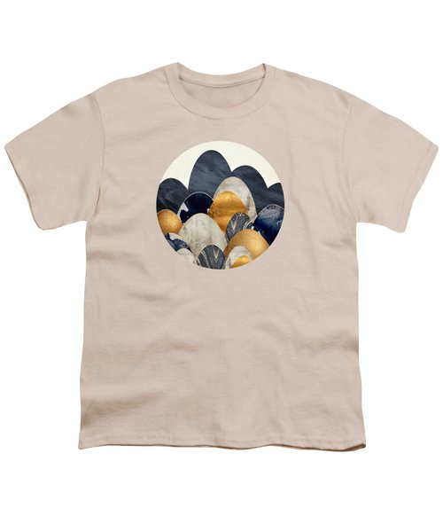 Abstract Hills Youth T-Shirt