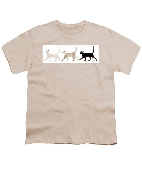 The Kits Parade - Three Youth T-Shirt