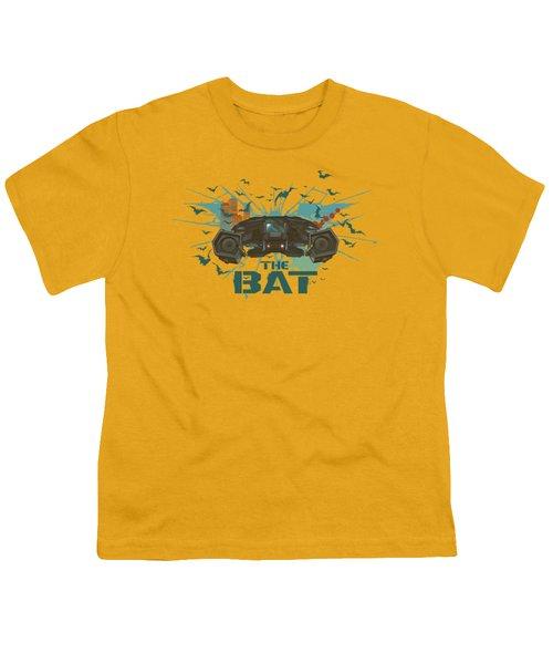 Dark Knight Rises - Coming At You Youth T-Shirt