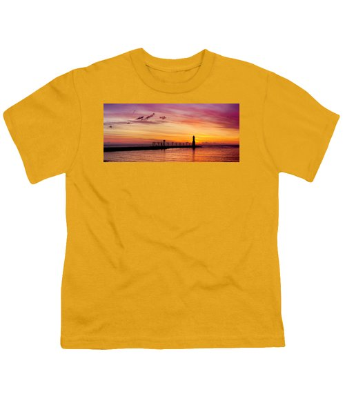 Dawn Of Promise Youth T-Shirt by Bill Pevlor