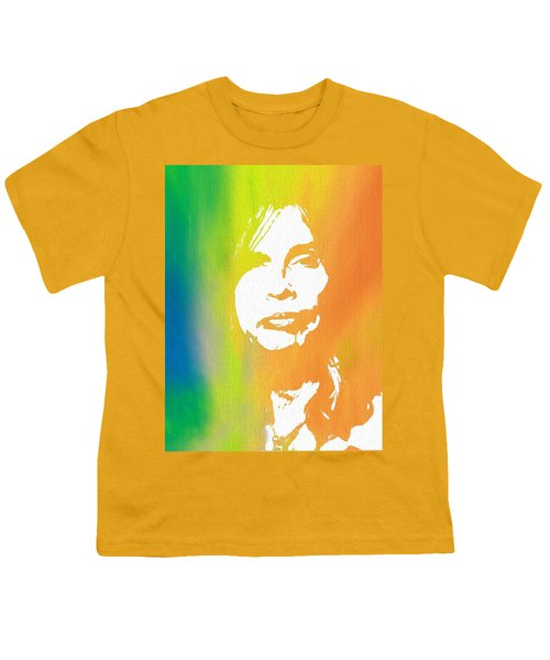 Steven Tyler Canvas Youth T-Shirt