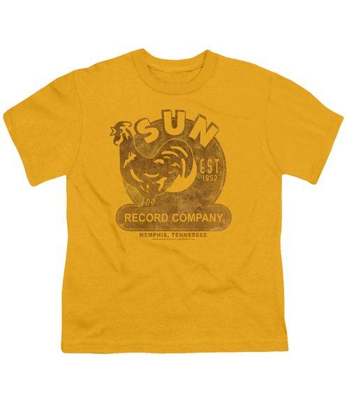 Sun - Sun Record Youth T-Shirt