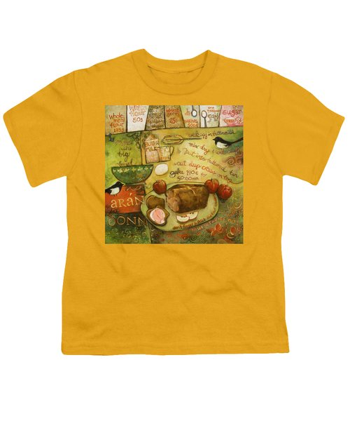 Irish Brown Bread Youth T-Shirt