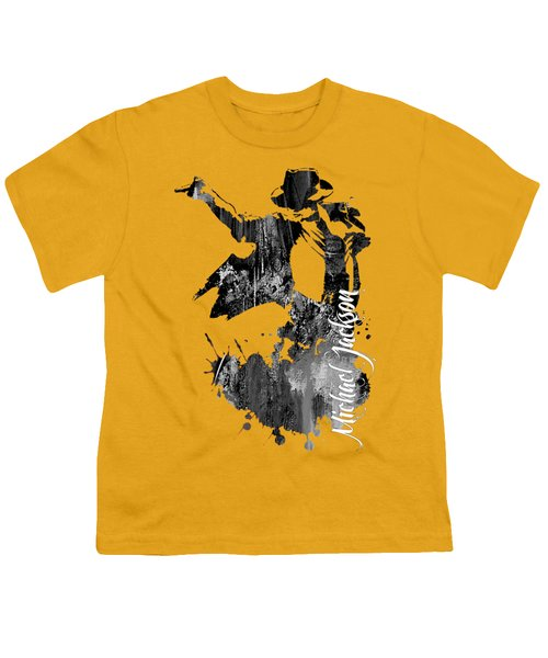 Michael Jackson Collection Youth T-Shirt