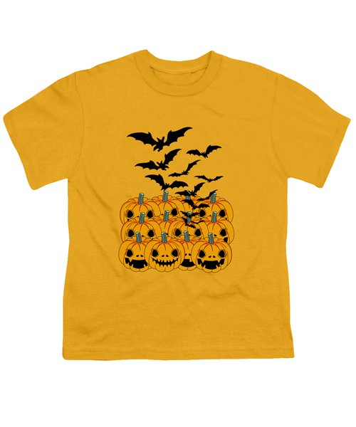 Pumpkin Youth T-Shirt