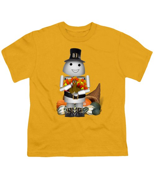 Robo-x9 The Pilgrim Youth T-Shirt