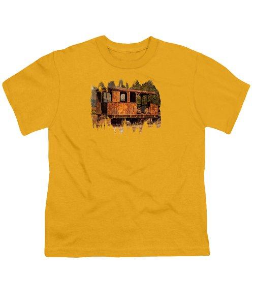 All Aboard Youth T-Shirt by Thom Zehrfeld