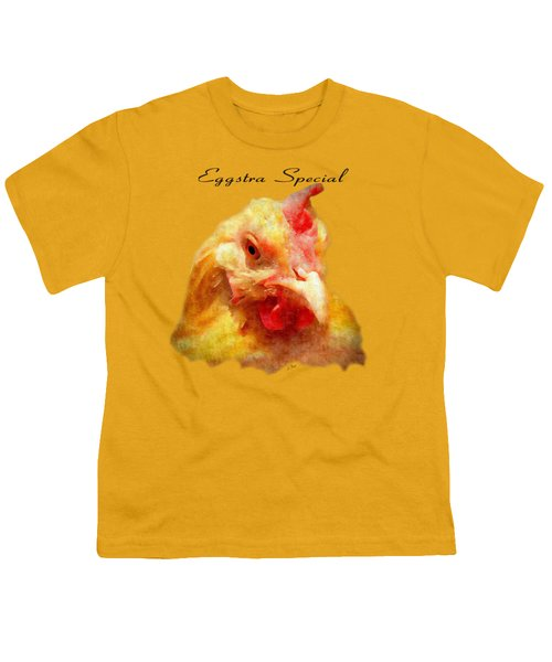 Goldie's Turn - Silk Paint Youth T-Shirt