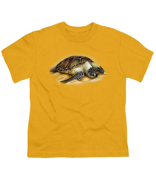 Beached For Promo Items Youth T-Shirt by William Love