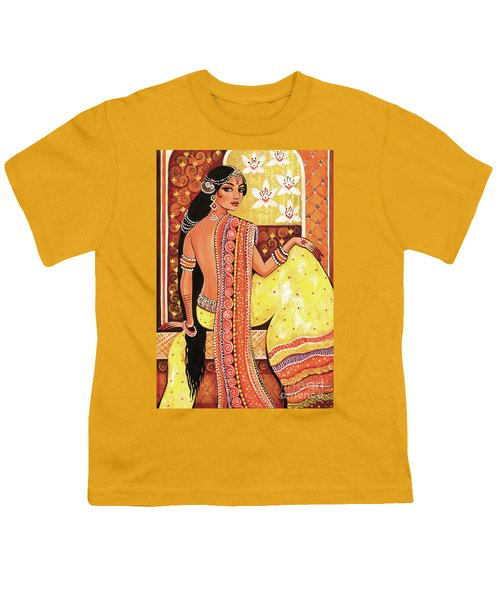 Bharat Youth T-Shirt by Eva Campbell