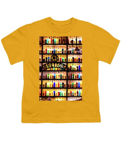 Brettos Bar In Athens, Greece - The Oldest Distillery In Athens Youth T-Shirt