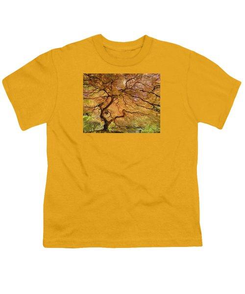 Brilliant Japanese Maple Youth T-Shirt