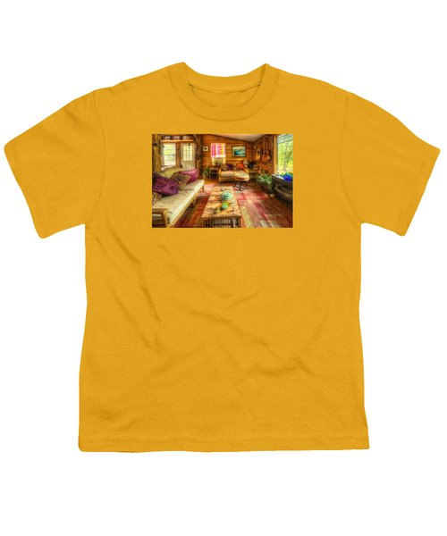 Country Cabin Youth T-Shirt