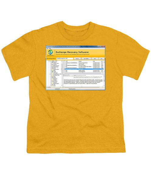 Edb To Ps T Software  Youth T-Shirt