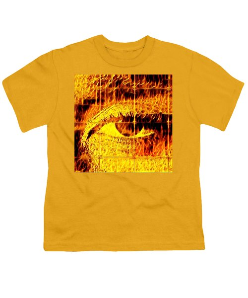 Face The Fire Youth T-Shirt