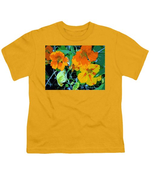 Garden Flavor Youth T-Shirt by Winsome Gunning