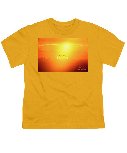 To You #002 Youth T-Shirt