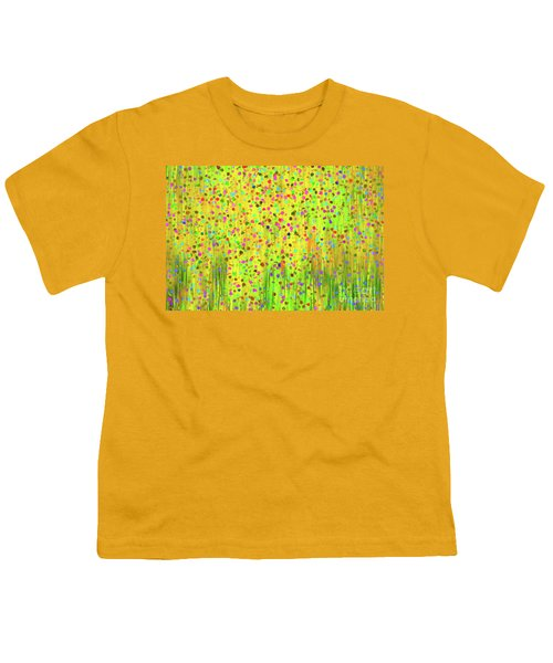 Impressionist Meadow Youth T-Shirt