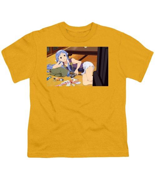 Kannagi Crazy Shrine Maidens Youth T-Shirt