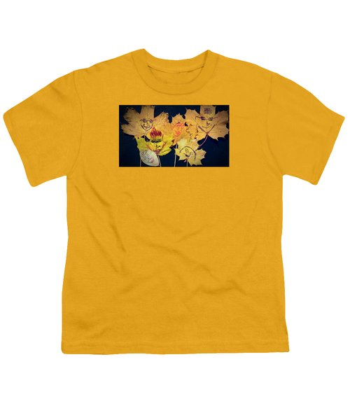 Leaf Family Youth T-Shirt