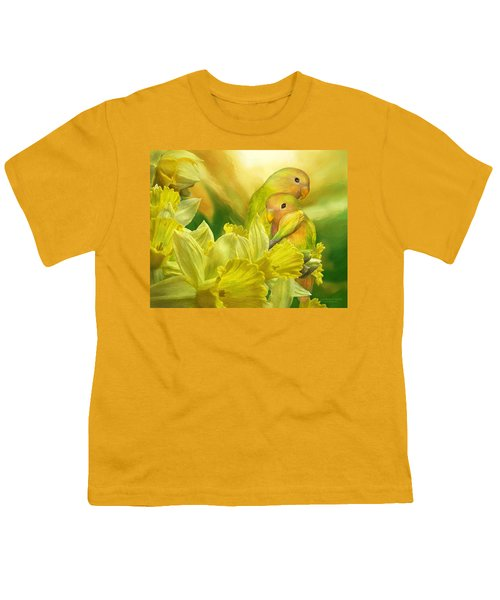 Love Among The Daffodils Youth T-Shirt