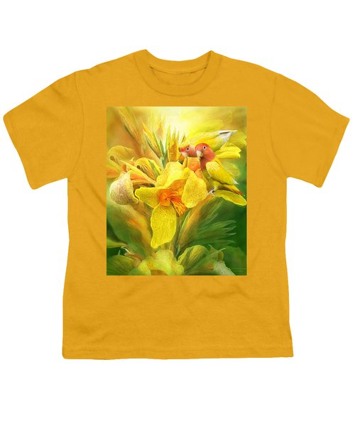 Love Among The Orchids Youth T-Shirt
