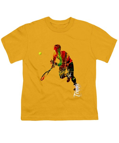 Mens Tennis Collection Youth T-Shirt