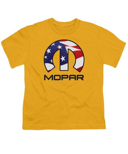 Mopar Usa Youth T-Shirt