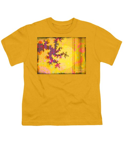 Oriental Moon Behind My Courtain Youth T-Shirt