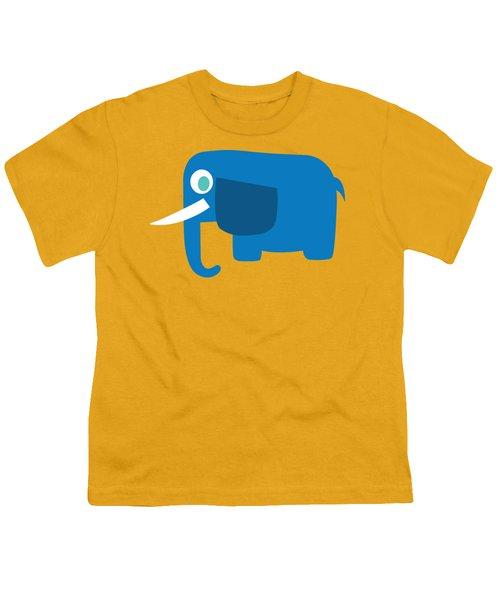 Pbs Kids Elephant Youth T-Shirt by Pbs Kids