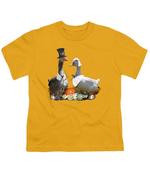 Pilgrim Ducks Youth T-Shirt