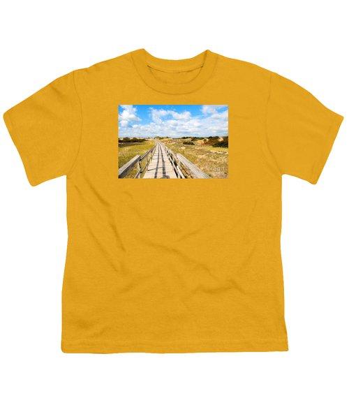 Seabound Boardwalk Youth T-Shirt