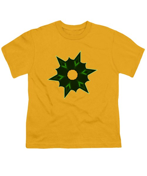 Star Record No. 4 Youth T-Shirt by Stephanie Brock