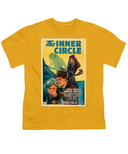 The Inner Circle 1946 Youth T-Shirt by Mountain Dreams