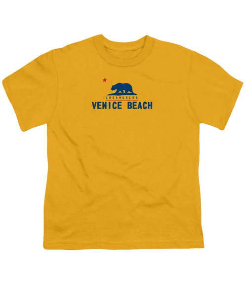 Venice Beach La. Youth T-Shirt