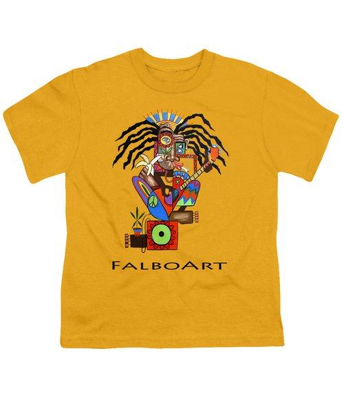 Ya Man 2 No Steel Drums Youth T-Shirt