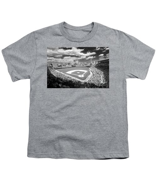 0416 Wrigley Field Chicago Youth T-Shirt
