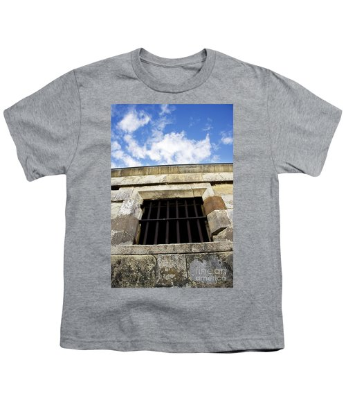 Convict Cell Youth T-Shirt