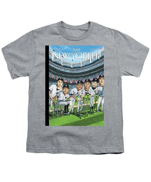 New Yorker April 8th, 2013 Youth T-Shirt