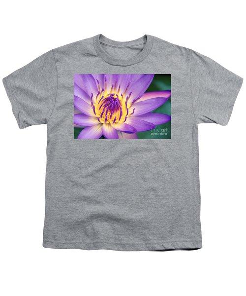 Ao Lani Heavenly Light Youth T-Shirt by Sharon Mau