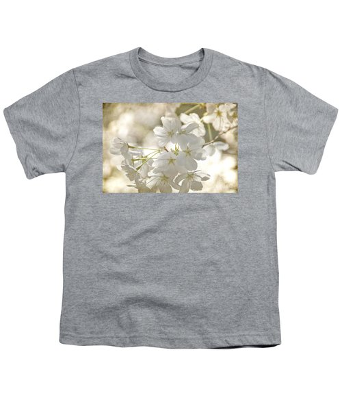 Cherry Blossoms Youth T-Shirt