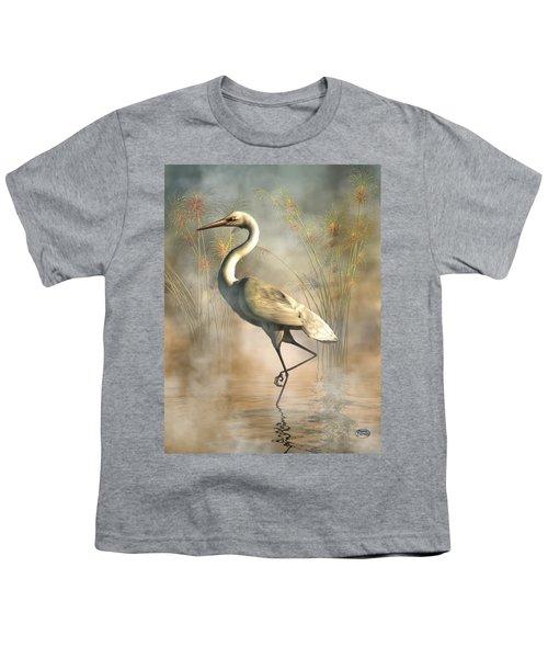 Egret Youth T-Shirt