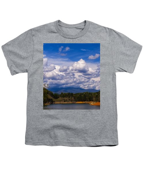 Fontana Lake Storm 2 Youth T-Shirt