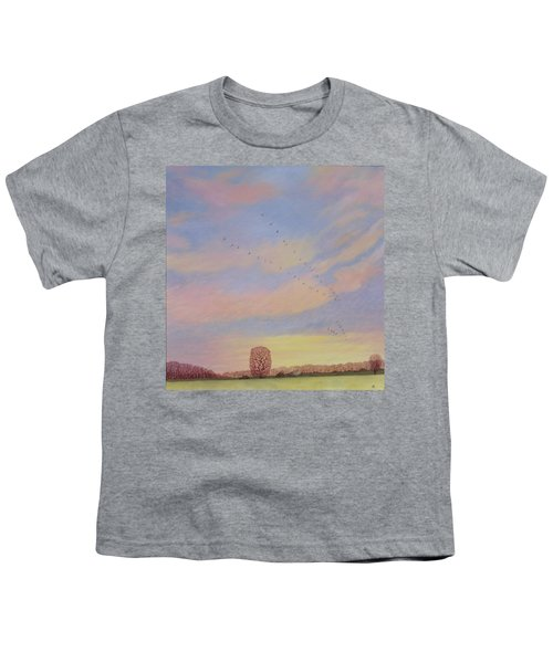 Homeward, 2004 Oil On Canvas Youth T-Shirt by Ann Brain
