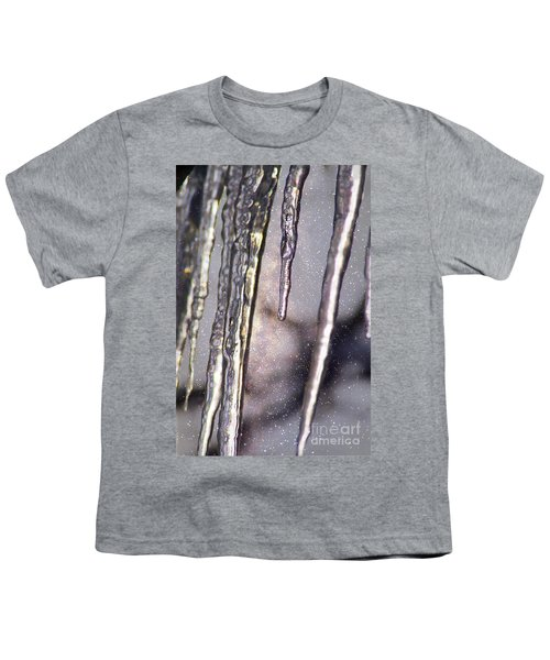 Icicles  Youth T-Shirt