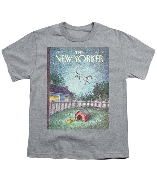 New Yorker October 21st, 1991 Youth T-Shirt