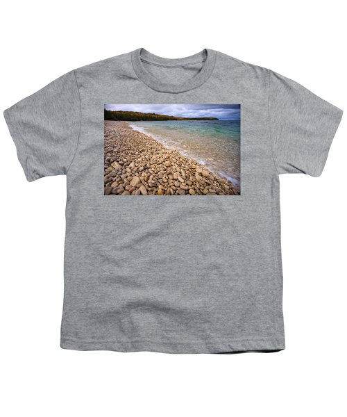 Northern Shores Youth T-Shirt by Adam Romanowicz