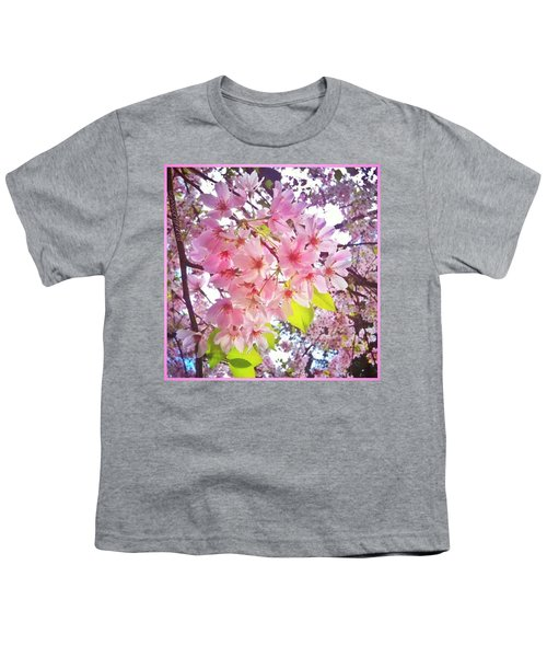 Pretty In Pink Youth T-Shirt