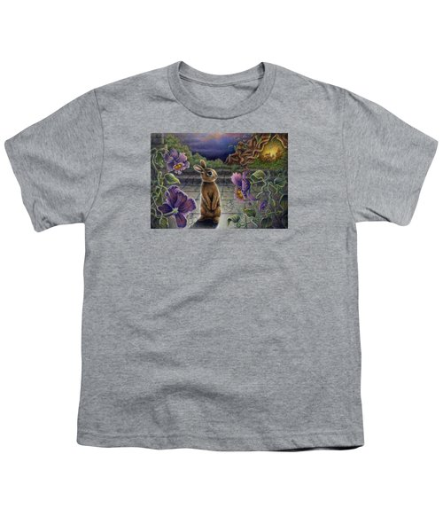 Rabbit Dreams Youth T-Shirt